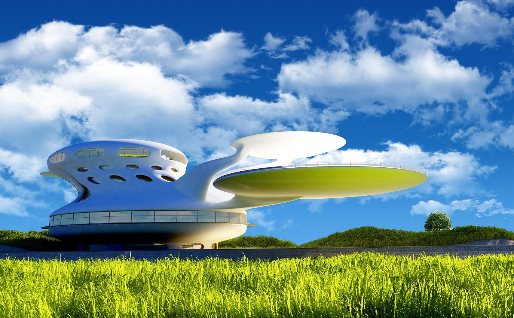 The Transhuman House